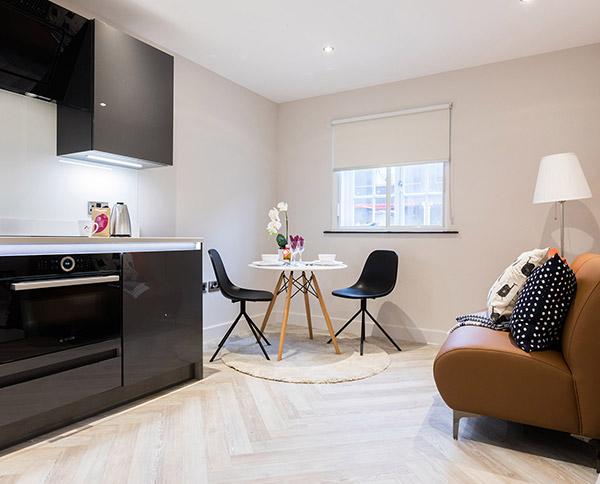 121 Princess Street Platinum 1 Bedroom Apartment
